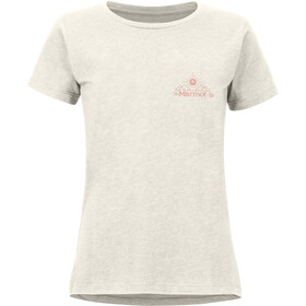 Marmot Arrow SS Tee Women, turtledove heather